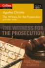 Witness for the Prosecution and other stories : B1 - Book