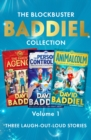 The Blockbuster Baddiel Collection - eBook