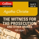 Witness for the Prosecution and other stories: B1 - eAudiobook