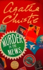 Murder in the Mews - Book