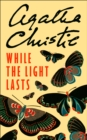 While the Light Lasts - Book