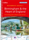 Birmingham and the Heart of England : Waterways Guide 3 - Book