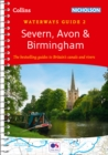 Severn, Avon and Birmingham : Waterways Guide 2 - Book