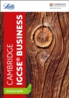 Cambridge IGCSE (TM) Business Studies Revision Guide - Book