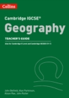 Cambridge IGCSE (TM) Geography Teacher Guide - Book