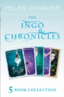 The Complete Ingo Chronicles: Ingo, The Tide Knot, The Deep, The Crossing of Ingo, Stormswept (The Ingo Chronicles) - eBook