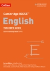 Cambridge IGCSE (TM) English Teacher's Guide - Book