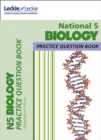 National 5 Biology Practice Question Book for New 2019 Exams : Extra Practice for Sqa Exam Topics - Book