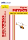 Higher Physics Practice Question Book : Extra Practice for Sqa Exam Topics - Book