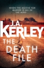The Death File (Carson Ryder, Book 13) - eBook