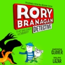 The Big Cash Robbery (Rory Branagan (Detective), Book 3) - eAudiobook