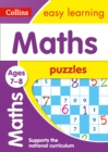 Maths Puzzles Ages 7-8 : Prepare for School with Easy Home Learning - Book