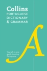Portuguese Dictionary and Grammar : Two Books in One - Book