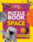 Puzzle Book Space : Brain-Tickling Quizzes, Sudokus, Crosswords and Wordsearches - Book