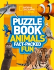 Puzzle Book Animals : Brain-Tickling Quizzes, Sudokus, Crosswords and Wordsearches - Book