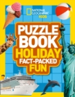 Puzzle Book Holiday : Brain-Tickling Quizzes, Sudokus, Crosswords and Wordsearches - Book
