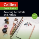 Amazing Architects & Artists : A2-B1 - eAudiobook