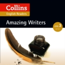 Amazing Writers : B1 - eAudiobook