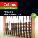Amazing Mathematicians : A2-B1 - eAudiobook