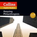 Amazing Philanthropists - eAudiobook