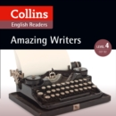 Amazing Writers : B2 - eAudiobook