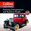 Amazing Entrepreneurs & Business People : B2 - eAudiobook