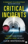 Critical Incidents - Book