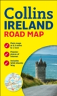 Ireland Road Map - Book