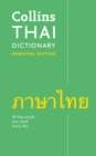 Collins Thai Essential Dictionary - Book