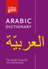 Collins Arabic Gem Dictionary : The World's Favourite Mini Dictionaries - Book