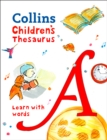 Children's Thesaurus : Illustrated Thesaurus for Ages 7+ - Book