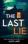 The Last Lie - Book