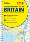 2019 Collins Essential Road Atlas Britain - Book