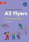 Practice Tests for A2 Flyers - Book