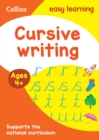 Cursive Writing Ages 4-5 - Book