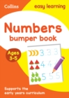 Numbers Bumper Book Ages 3-5 : Ideal for Home Learning - Book