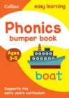 Phonics Bumper Book Ages 3-5 : Prepare for Preschool with Easy Home Learning - Book