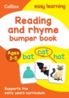 Reading and Rhyme Bumper Book Ages 3-5 - Book