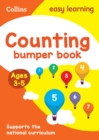 Counting Bumper Book Ages 3-5 : Prepare for Preschool with Easy Home Learning - Book
