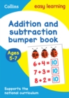 Addition and Subtraction Bumper Book Ages 5-7 - Book