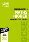 Edexcel GCSE Maths Higher Practice Test Papers - Book