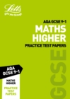AQA GCSE Maths Higher Practice Test Papers - Book