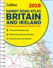 2019 Collins Handy Road Atlas Britain - Book