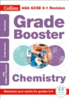 AQA GCSE 9-1 Chemistry Grade Booster for grades 3-9 - Book