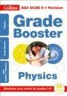 AQA GCSE 9-1 Physics Grade Booster for grades 3-9 - Book