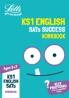 KS1 English SATs Practice Workbook : 2018 Tests - Book