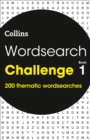 Wordsearch Challenge book 1 : 200 Themed Wordsearch Puzzles - Book