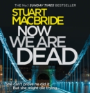 Now We Are Dead - Book