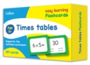 Times Tables Flashcards - Book