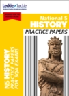 National 5 History Practice Papers for New 2019 Exams : Prelim Papers for Sqa Exam Revision - Book